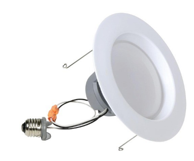 "GoControl LB65R6Z-1Bulbz 5""–6"" Z-Wave® Smart LED Indoor Recessed Retrofit Light Kit"