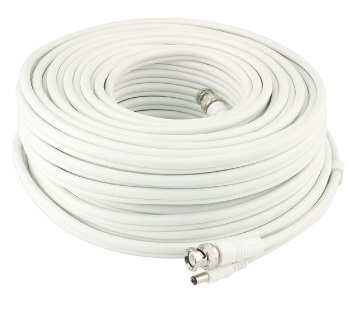 SWANN SWPRO-15MFRC-GL Fire-Rated BNC Extension Cable (50 ft)
