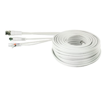 SWANN SWPRO-30MCAB 3-in-1 Multipurpose BNC Cable (100 ft)