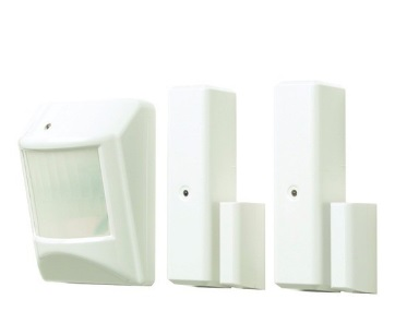 GoControl WNK01-21KIT Essential Z-Wave(R) Home Security Suite