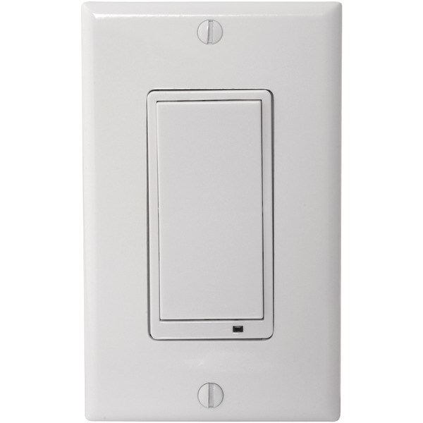 LINEAR WT00Z-1 Z-Wave(R) 3-Way Wall-Mount Dimmer Switch