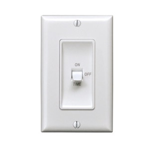 Marktime 42507 Electronic Fan/Light Time Switches