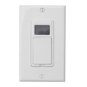 Marktime 42E724A-W Programmable Electronic Time Switches