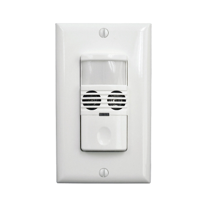 Marktime 42EDS1-I 42E Series PIR and Dual Technology Occupancy/ Vacancy Sensor Switches [IVORY]