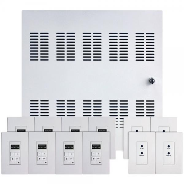 Leviton 95A00-1 Hi-Fi 2 8-Zone 8-Source Home Kit (HAI95A001)