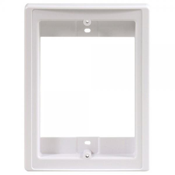 M&S Systems DMCFD Retrofit Frame & Finish Out for Door Speaker MSSDMC3/4  (MSSDMCFD)