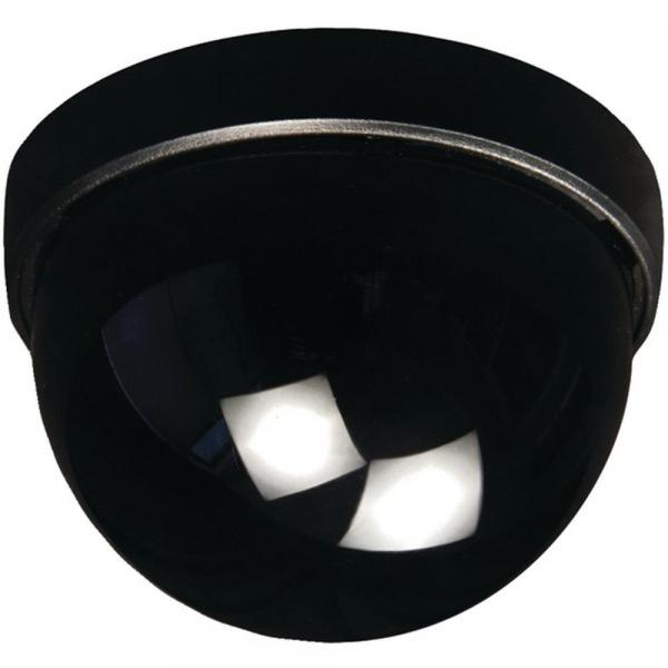 Security Labs SLC-100 Mini Simulated Fake Dome Camera Black High-Gloss (SEYSLC100)
