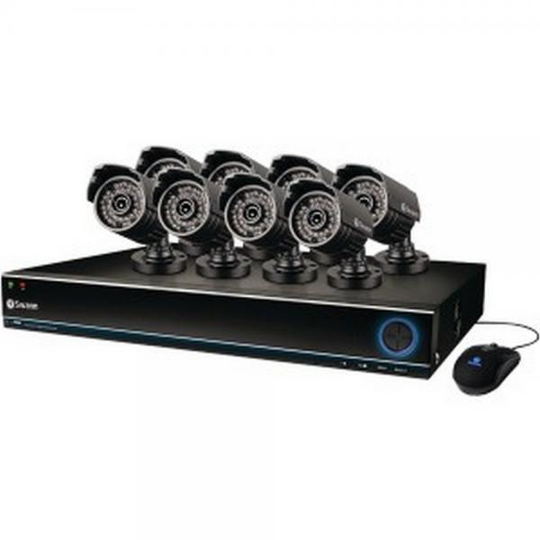 Swann SWDVK-163208S-US 16-Channel 960H Security DVR  8x 700TVL Security Cameras (SCUSWDVK163208)