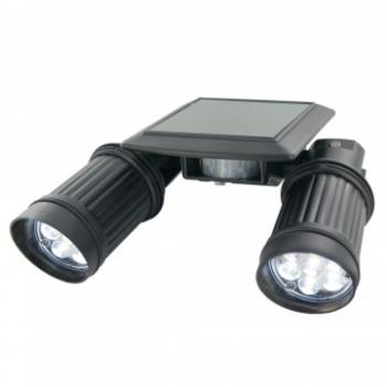 HX429 Motion Sensor Twin Spot PIR Security Light (Pair)