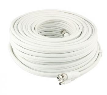SWANN SWADS-91MBNC BNC to BNC Video & Power Extension Cable for CCTV Cameras (300ft)