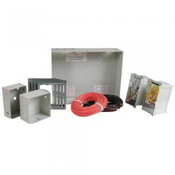 M&S Systems DMC1HCKIT Combination Rough-In Kit for DMCI Intercom Systems (MSSDMC1HCKIT)