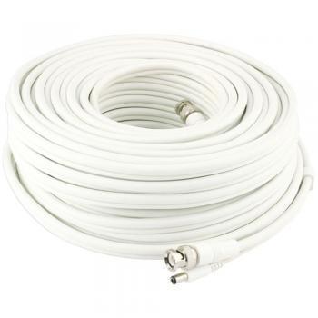 Swann 50 BNC to BNC Video & Power Extension Cable for CCTV Cameras SWADS-15MBNC (SCUSWADS15MBNC)