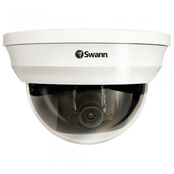 Swann PRO-761 Indoor/Outdoor Dome Security Camera White (SCUSWPRO761CAM)