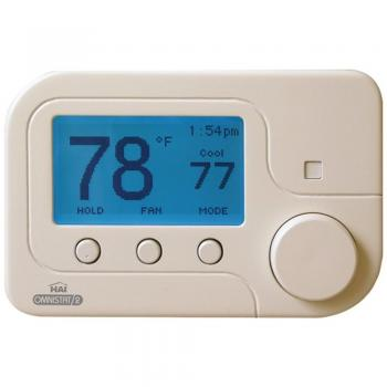 Leviton RC-1000WH ZigBee Wireless Single-Stage Omnistat2 Thermostat White (HAIRC1000WHZB)