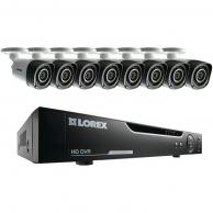 LOREX LHV10162TC8 16-Channel 720p HD Security System with Eight 720p HD Cameras