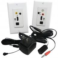 KNOLL SYSTEMS UD-HDMI-IRKIT Decor-Style Send/Receive Modules with Power Supply